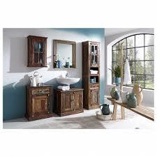 kommode für das badezimmer aus altholz