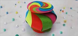 DIY Projects How To Make A Cute Twisted Paper Box