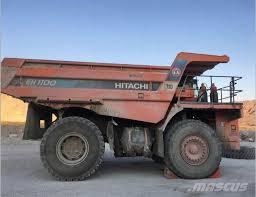 100 Rock Trucks Hitachi EH1100 Rigid Dump Trucks Price 97910 Year Of