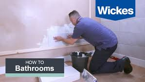 how to mix and apply tile adhesive with wickes