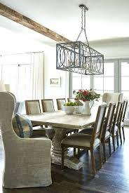 Rustic Dining Room Lighting Impressive Best 25 Rectangular