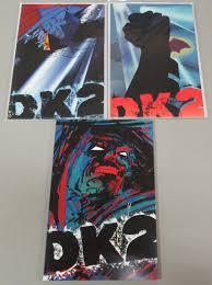 The Dark Knight Strikes Again DK2 1 3 Complete Run Lot Of Prestige