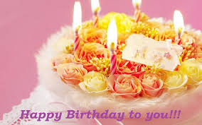 Happy Birthday cake images wishes
