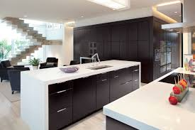 Black Kitchen Sink Faucet by Interior Interesting Kitchen Design With Timberlake Cabinets And