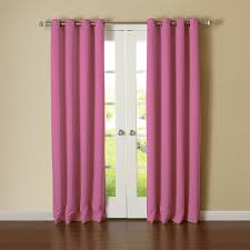 Heat Insulating Curtain Liner by Amazon Com Best Home Fashion Thermal Insulated Blackout Curtains