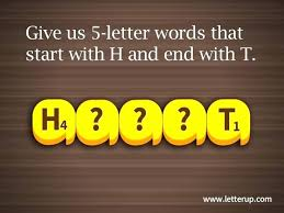 Five Letter Words That Start With T 5 Letter Words That End In F 8