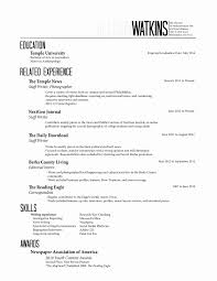 Temple Cover Letter