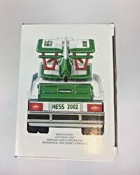 1 Hess 2002 Toy Truck And Airplane | EBay Hess Truck Toy Truck And Airplane 2002 2999 Pclick Hess Cvetteforum Chevrolet Corvette Forum Discussion Buy Sport Utility Vehicle Motorcycles Wairplane 2 2007 Monster W Ebay Giveaway Momtrends Empty Boxes Store Jackies Original Box 1738612091 Childhoodreamer 2017 Dump With Loader Trucks By The Year Guide Video Review Of 1986 Fire Bank New In Box Motorized Battery Head 4500
