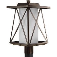 progress lighting scope collection 1 light antique bronze outdoor
