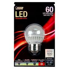 feit 60 watt g16 led light bulb soft white target
