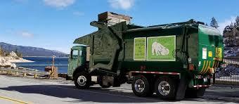 100 Garbage Truck Rental Big Bear Disposal Inc Big Bear Lakes Waste And Disposal Service