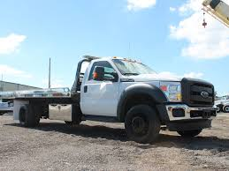 2016 FORD F550 ROLLBACK TOW TRUCK FOR SALE #2706