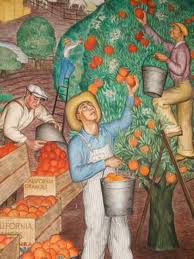 Coit Tower Murals Prints by San Francisco Mural Walk Wall Murals You U0027ll Love