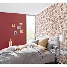 a s création vliestapete flavour grafische tapete glitzereffekt metallic rot weiß