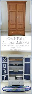 Chalk Paint Armoire Makeover Bedroom Tv Armoire Best Home Design Ideas Stesyllabus Chalk Paint Makeover Nyc Armoires And Wardrobes For Your Or Apartment At Abc Transformed Twicefishing Up With Artsy Custom Cabinet Desk Creative Of Doll Wardrobe Shabby Chic Light Blue Coat Closet Tammy Jewelry Multiple Colors By Acme 70acme97169 How To Install Mirrored Steveb Interior Distressed For Dinnerware Create A Awesome 19th Century French Antique