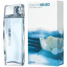 eau de toilette femme kenzo l eau par kenzo pour femme eau de toilette 100ml perfumes