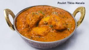 cuisine indienne poulet poulet tikka masala du guru bistro indien guru bistro indien