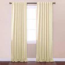 Patio Door Curtains For Traverse Rods by Blackout Curtain Liner 96 Curtains Gallery