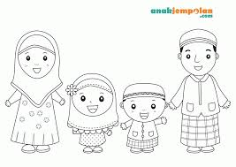 Teachers Free Coloring Pages Of Images Ana Muslim