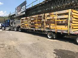 100 Step Deck Truck The Different Types Of NYC Union Ing Trailers Iron Horse