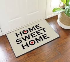 Home Sweet Welcome Door Mat