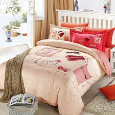 Coral Colored Bedding by Summer Bedding Sets Ebeddingsets