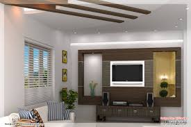 Kerala Living Room Interiors Interior Design Style Designs Work In Lowest Price