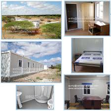 100 Building Container Home China Modular Prefab Light Steel ISO