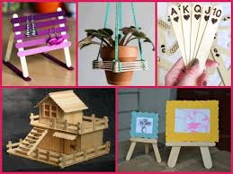 25 Amazing DIY Popsicle Stick Crafts Ideas