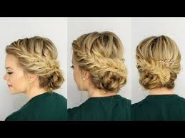cuisiner les chignons 17 formal hairstyles that are surprisingly easy to diy coiffures