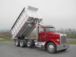 PETERBILT TRI-AXLE ALUMINUM DUMP TRUCK FOR SALE | #11682 Cabover Dump Truck Pictures Peterbilt Triaxle Alinum Dump Truck For Sale 11682 Elegant Used Trucks Mn 7th And Pattison Trucks Pin By Jerry On 18 Wheels And A Dozen Roses Pinterest Sold Peterbilt 359 15 Yard Box Cummins 400 Hp Diesel Unique Tri Axle Work Mini Japan Dump Truck Trucks Kenworth W900 Caterpillar C15 Acert 475 Hp Deanco Auctions