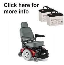 invacare pronto m91 power wheelchair batteries sp12 55