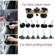 Truck PDR Paintless Dent Car Repair Tools Pulling Bridge Dent ...