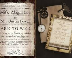 T S M L F Wedding Invitation Templates Rustic Vintage