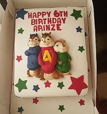 Alvin And The Chipmunks Cake Toppers by 100 Alvin And The Chipmunks Cake Toppers All Cake Toppers