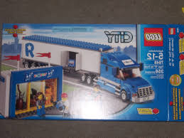 100 Toys R Us Trucks Lego City Delivey Truck ADIAFM