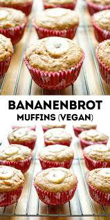 bananenbrot muffins vegan rezept republic einfach