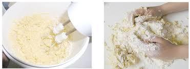 la recette de la pâte à sel