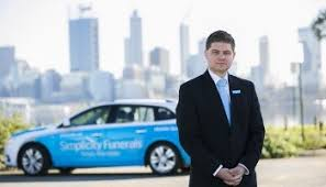 David Graham is Simplicity s mobile funeral arranger in Perth