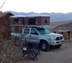 Two Roof Top Tents Installed On The Same Toyota Tacoma Truck. Www ... Eeziawn Shade 20 Meter Bag Awning Expedition Portal Eezi Awn 1600 Rooftop Tent Best Roof 2017 Jazz Roof Top Youtube Or Alucab 270 Degree Awning And Why Archive Unique Land Rover Lr4 Top Popular Mercedes G500 Vehicle With Front Runner Rack On Tacomaaugies Adventures Canada Click Image For An Ontario Canada Arched Roof For Sale Eezi Series 3 1800 Model Colorado Globe Drifter