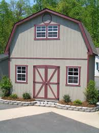 Craigslist Dallas Storage Shed by Richmond 16 X 28 Wood Shed Kit By Best Barns Would Be Great For