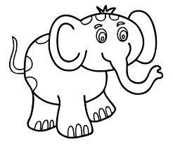 Childrens Coloring Pages New For Toddlers Free Throughout Toddler