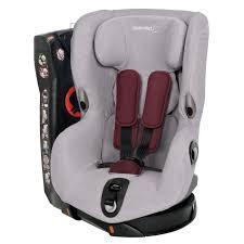 bebe confort housse eponge siège auto axiss gr 1 cool grey