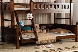 alle massivholz hoch tief bett ober und unterbett schlafzimmer doppelstock kinderbett multifunktions kombinationsbett