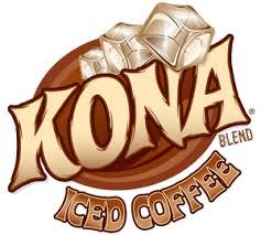 Kona Iced Coffee Logo