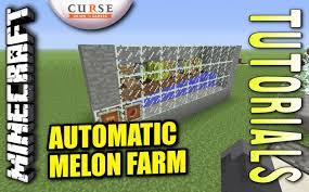 Minecraft Pumpkin Seeds Wont Plant by Minecraft Ps4 Automatic Melon Pumpkin Farm How To Tutorial