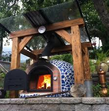 Patio Wood Fired Pizza Oven
