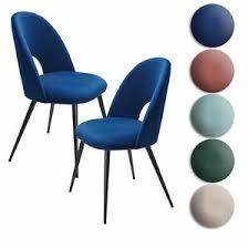 details zu finebuy design esszimmerstuhl 2er set samt stuhl skandinavisch küchenstuhl stoff