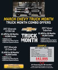 100 Truck Month Chevy Harbor Chevrolet