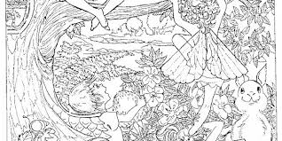 Hard Printable Coloring Pages For Teenagers